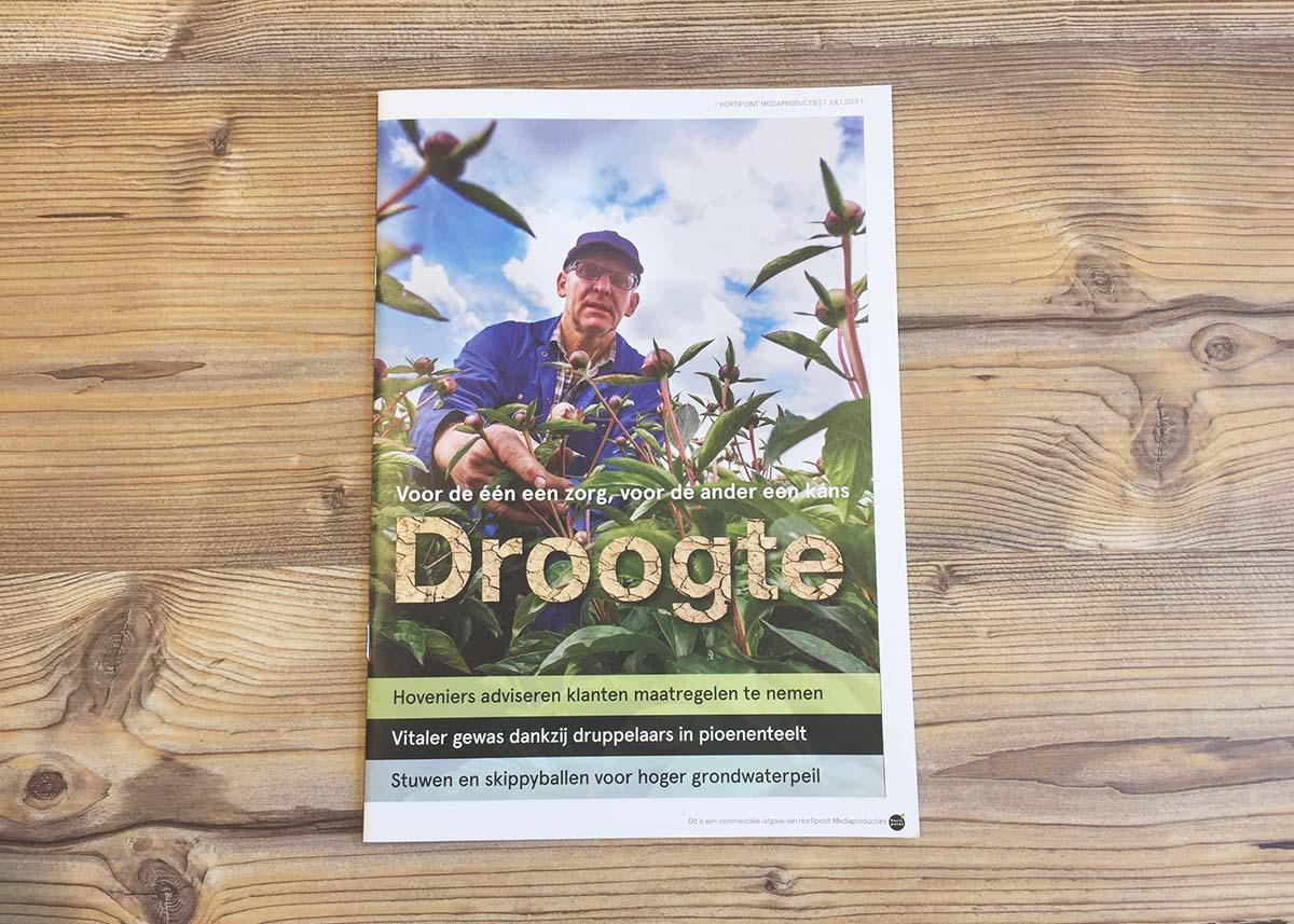 droogte; waterpeil; teelttechniek